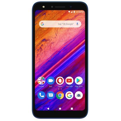 BLU G6 64GB G0210UU GSM Unlocked Android Phone w/13MP Camera - Black