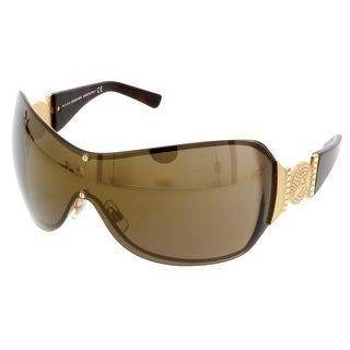 Swarovski SK0051/S 30G Brown Mask/Shield Sunglasses