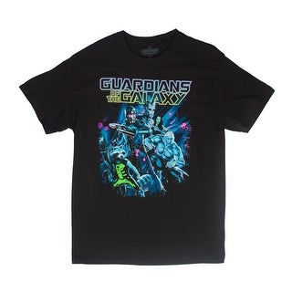 Guardians of the Galaxy Mens Short-Sleeve T-Shirt