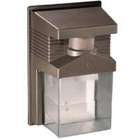 Heath Zenith HZ-5630-BZ Halogen Security Light, Bronze