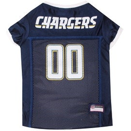 NFL San Diego Chargers Pet Jersey