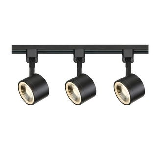Nuvo Lighting TK404 3 Light 3  Wide LED H-Track Track Kit  sc 1 st  Overstock & Track Lighting For Less | Overstock.com azcodes.com