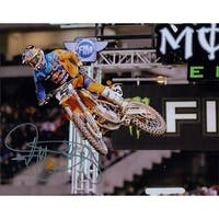 Signed Dungey Ryan 8x10 Photo autographed