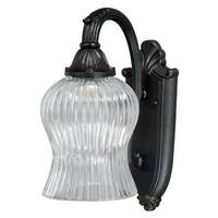 "Vaxcel Lighting T0154 York 1 Light 8"" Wide Outdoor Wall Sconce"