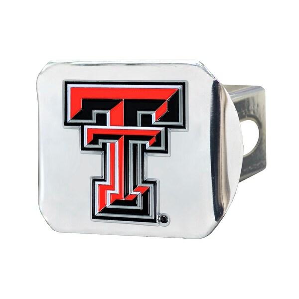 Ncaa Texas Tech University Red Raiders Color Class Iii Hitch