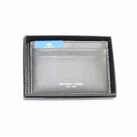 08e16eb4e83a Buy Michael Kors Men's Wallets Online at Overstock | Our Best ...