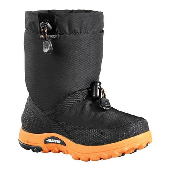 b4e67c26f665 Shop Baffin Boys  Ease Mid Calf Boot Youth Black Orange - On Sale - Free  Shipping Today - Overstock - 17227903