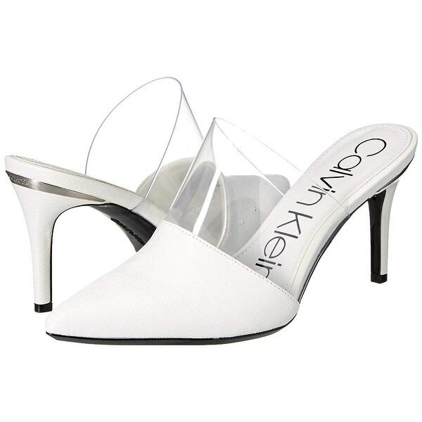 Calvin Klein Womens Graycie Pointed Toe