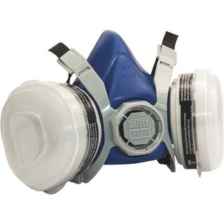SAFETY WORKS Paint & Pest Respirator SWX00318 Unit: EACH
