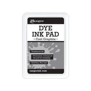 Ranger Dye Ink Pad Cool Graphite