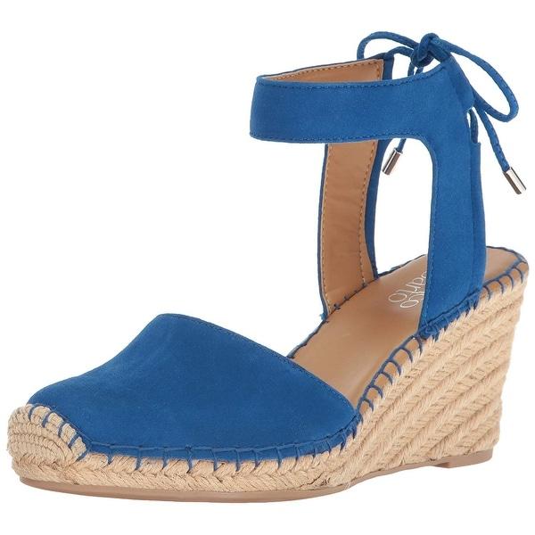 b2c1f80efe7 Shop Franco Sarto Women's Mariska Espadrille Wedge Sandal - 9.5 ...