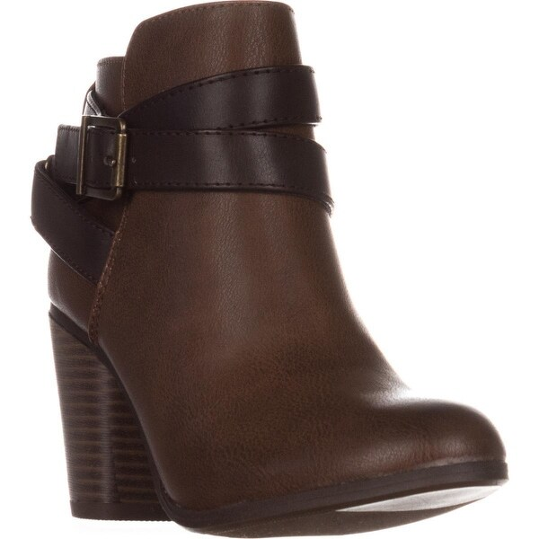 MG35 Lexia Ankle Boots, Cognac