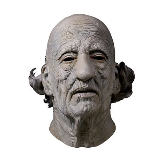 Trick or Treat Texas Chainsaw Massacre Grandpa Mask (1974) - grey