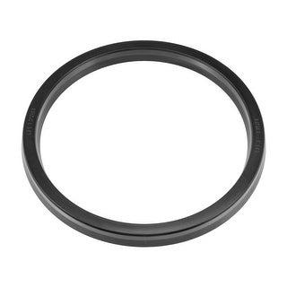 Hydraulic Seal, Piston Shaft USH Oil Sealing O-Ring, 110mm x 125mm x 9mm
