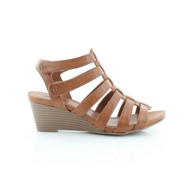 White Mountain Vivaldi Women's Sandals & Flip Flops Tan/Burnished