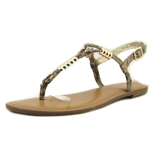 Bar III Vortex Women Platino Sandals