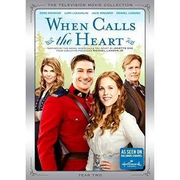 When Calls the Heart Movie Collection: Year 2 [DVD]