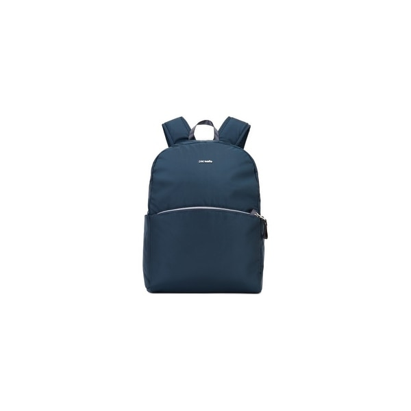 8e4187a73d0 Shop Pacsafe StyleSafe Convertible Crossbody Bag - Navy Stylsafe Anti-Theft  Convertible Crossbody Bag - Free Shipping Today - Overstock - 20489757