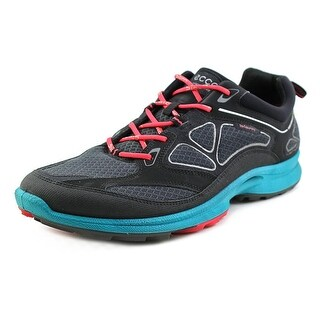 Ecco Biom Ultra Quest II Low Cut Lace Round Toe Synthetic Trail Running