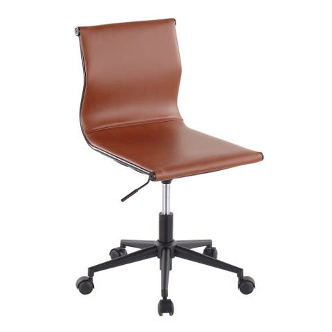 Carbon Loft Bixby Faux Leather Task Chair