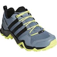 adidas Women's Terrex AX 2.0 R Hiking Shoe Raw Grey/Black/Semi Frozen Yellow