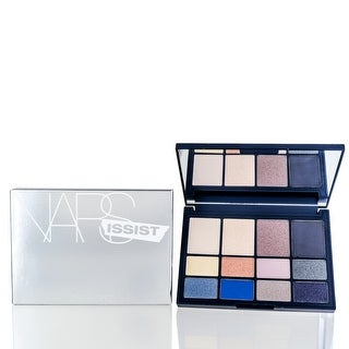 Link to Nars Narsissist L'Amour, Toujours L'Amour Eyeshadow Palette 8 Eye Shades Mini Eye Shadow Brush Similar Items in Makeup