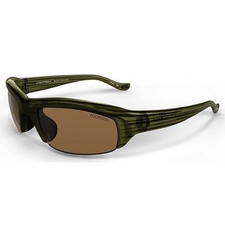 Switch Stoke Olive Polarized & Mirrored Interchangeable Sunglasses