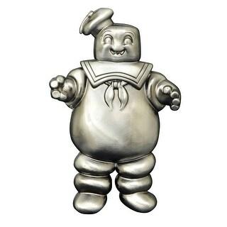 Ghostbusters Stay Puft Marshmallow Man Metal Bottle Opener - Multi