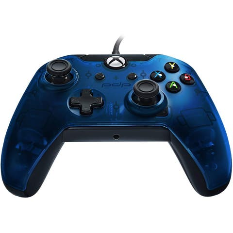 PDP Stealth Series Wired Controller for Xbox One - 5.4 x 6 x 2.6
