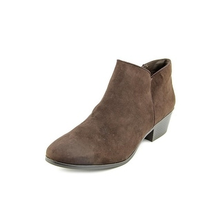 Style & Co Waverly W Round Toe Synthetic Ankle Boot