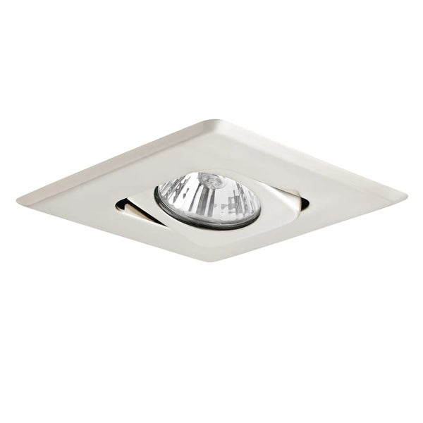 Globe Electric 90039 1 Light Recessed Lighting Kit Includes Trim, Housing / Can, Patented Clip System and Electrical Box
