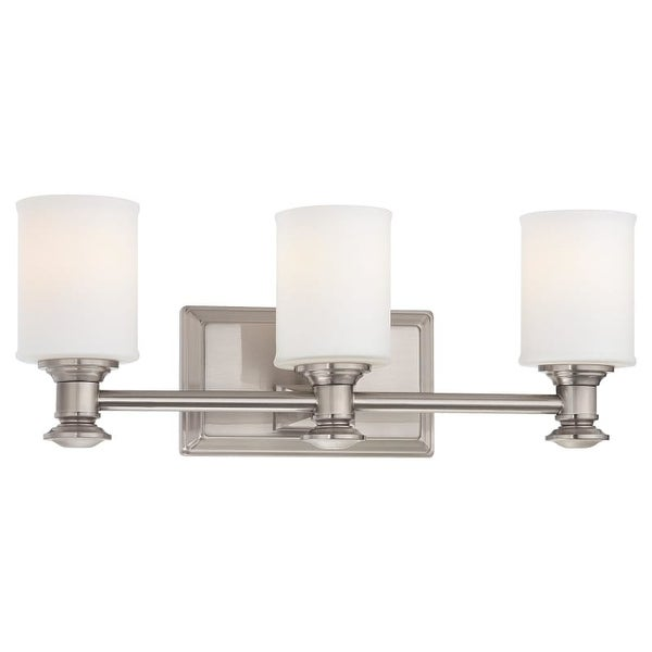 Minka Lavery ML 5173 3 Light Bathroom Vanity Light from the Harbour Point Collection