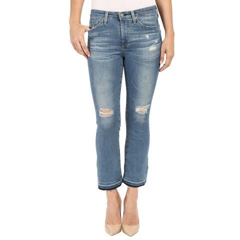 Adriana Goldschmied Jodi Cropped Jeans 30