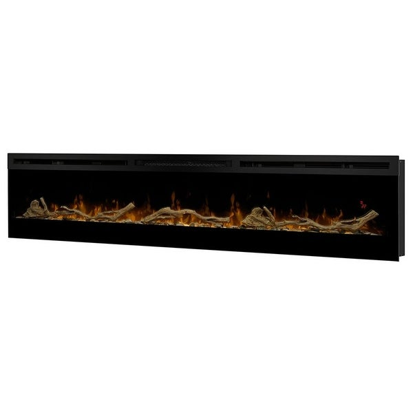 Dimplex LF74DWS-KIT Driftwood Fireplace Log Insert 74 Inch