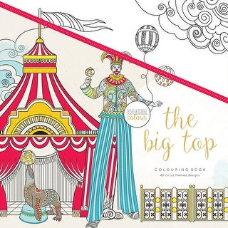 The Bigtop-Kaiser Coloring Book