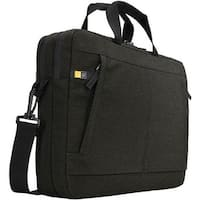 Case Logic HUXB115 Black Huxton Notebook Bag, Black - 15.6 in.
