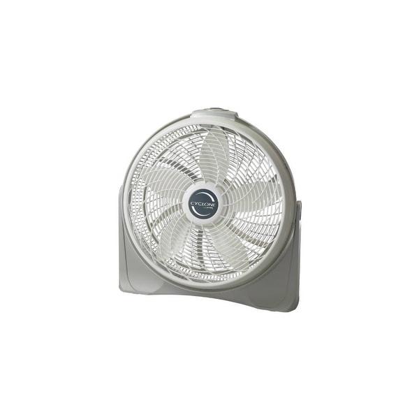 Lasko 20 Inch Cyclone Pivoting Floor Fan Cyclone Pivoting Floor Fan