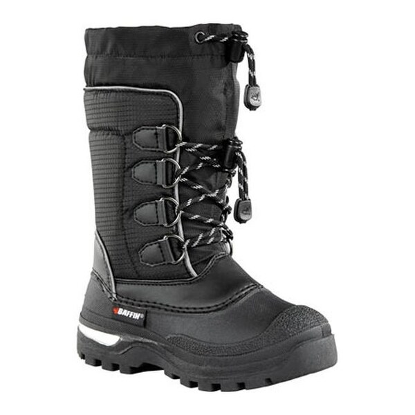 Shop Baffin Boys Pinetree Snow Boot Juniors Black On