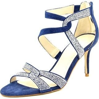 Marc Fisher Lexcie Open Toe Suede Sandals