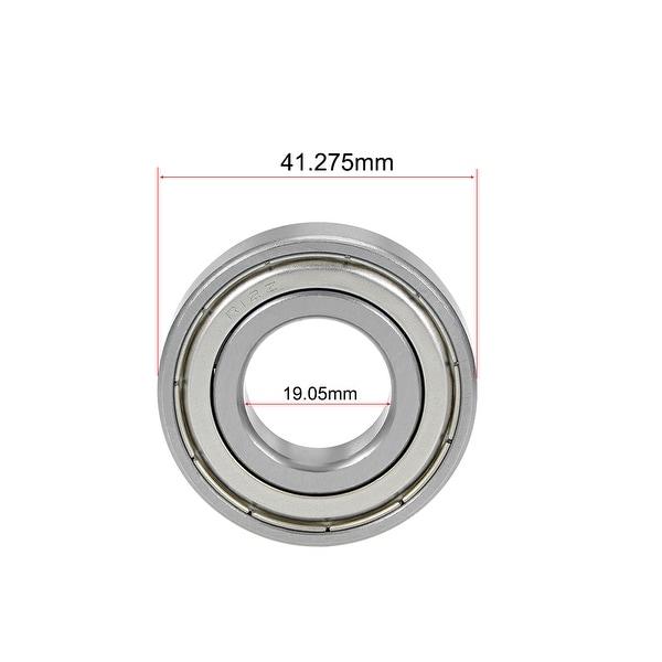 """Ball Bearing R12 ZZ 3//4/"""" x 1 5//8/""""  Shielded Bearings"""