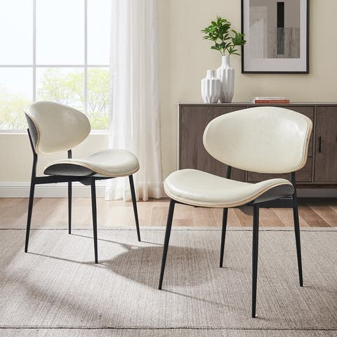Art-leon Mid-century Bentwood Accent Chairs (1 or 2)
