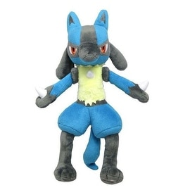 Pokemon 7-inch Lucario Plush Toy
