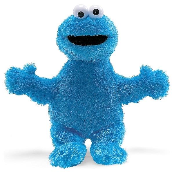 """Sesame Street Cookie Monster Character 12"""" Plush - Multi"""