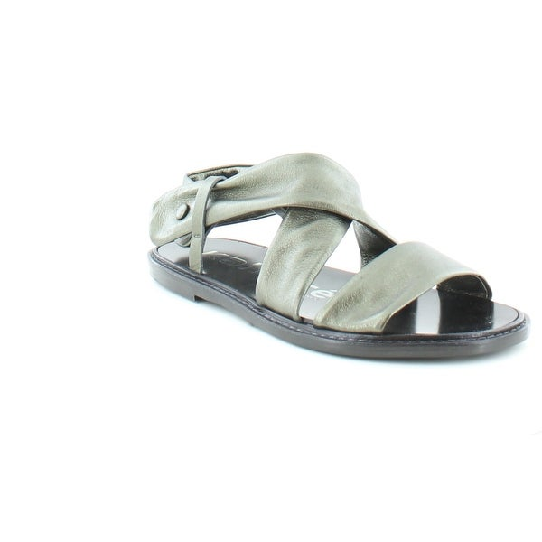 Kalliste 5834 Tubular Gladiator Women's Sandals Gunmetal