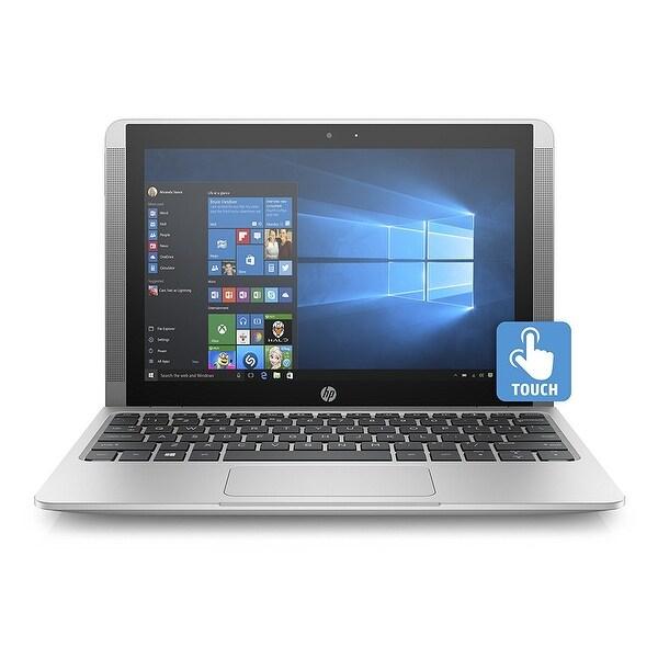"Refurbished - HP x2 Detachable 10T Laptop 10.1"" Touch x5-Z8350 1.44GHz 2GB 32GB Win 10 White"