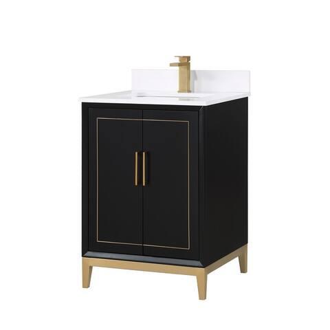 "Bemma Gracie 24"" Bathroom Vanity"