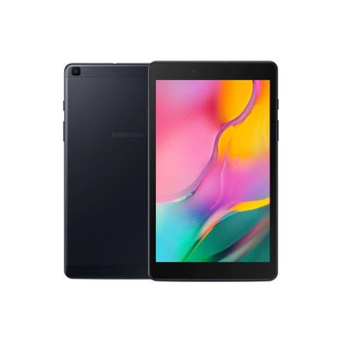 Samsung Galaxy Tab A 8.0 (2019) T290N 32GB Wi-Fi Tablet (Global, International Variant/US Compatible LTE) - Black