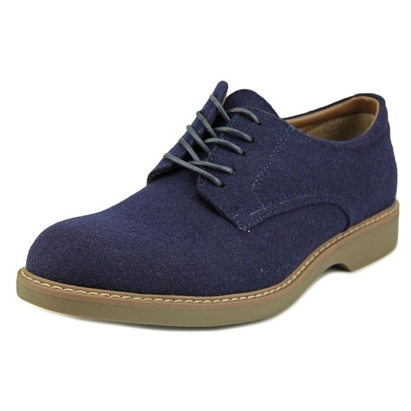 Bass Pasadena Men  Round Toe Leather  Oxford