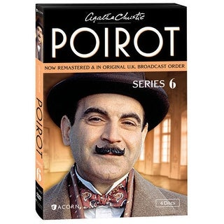 Agatha Christie's Poirot: Series 6 - Dvd