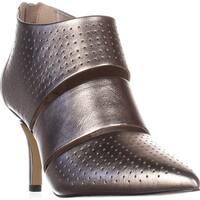 Bella Vita Danica Cutout Dress Pumps, Champagne Leather